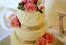 LAP wedding & special occasion cakes / Homemade cakes, decorated with handmade bespoke icing, naked or covered in deluxe buttercream.