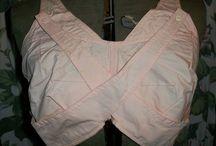 1910s Undergarments