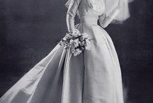 Retro Bridal gowns