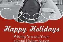 Holiday Card Design Insp. / by Jeni Dwyer