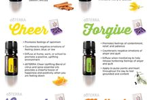 doTERRA Oil Info / Different oil information