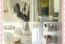 Organizácia kúpeľne, komory
