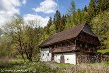 Šumava / Fotografie Šumavy #mountain #nature #czech #europe