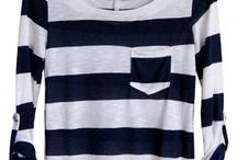 Black and white stripes(enough)...