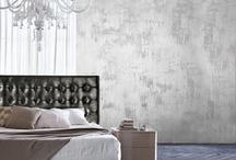 sciany grojec sypialnia