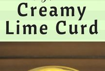lime curd LCarb