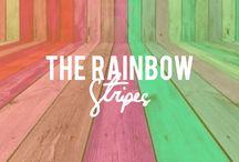The Rainbow Stripes