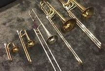 trombone tinger