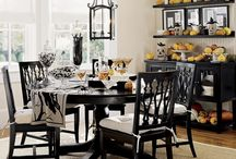 Dining Room Ideas / by Elizabeth Glenn