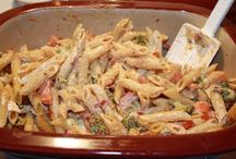 Pampered chef recipes / by Carolina Townsend