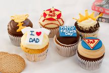 Father's Day 2015 / Because every dad deserves cake we've created a host of fantastic flavours to spoil him this Father's Day.