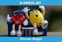 Vicces Angol / Egy kis humor angol nyelvtanulóknak. A vicces angol oldal nem csak a hangulatodnak, hanem az angoltudásodnak is jót tesz!
