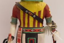 amazing kachina dolls