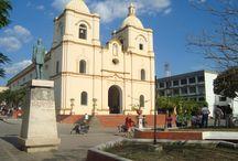 Ciudades Sabaneras