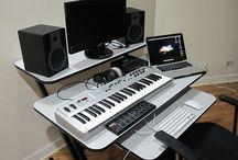 DJ Desk