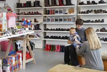 Best Foot Forward / Choosing the best shoes for your kids can be a bit of a nightmare. But we can promise you both style & substance. Check out some of our range plus top tips for finding the right shoe for any occasion and securing the best and most comfortable fit for your child.
