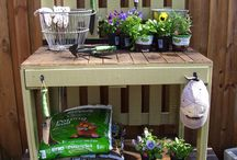 Outdoorsy / Stuff for the yard / by Judy Chatham