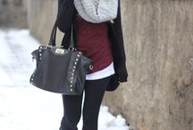 Winter Style / by Ashlyn Campbell