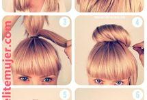 Peinados chicas