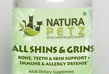 All Shins & Grins / All Shins & Grins is used holistically as a free radical scavenging antioxidant, nutritive, super berry & super food; containing Vitamin C plus essential trace macro and micro minerals, essential amino acids & digestive enzymes that help to stimulate collagen production for bone health and strength and skin, coat, teeth and eye health; may help strength and protect the Central Nervous System. (Are you thinking super berry=super powers?)