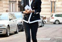 Vogue editors / Fashion style