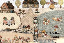 Reiko Kato / quilts