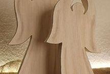 Sägen und Holz