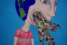 The moody Art / Alessandro D'Andria Arte
