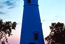 Lighthouses I have been to or want to see