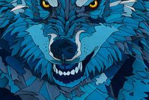 logo wolf - hcp