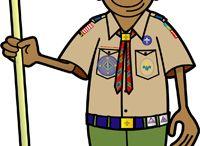 boy scouts / by Kelly Pressy