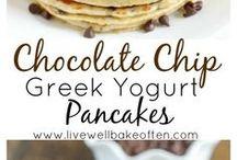 pancakes recipies