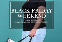 Black Friday Plus Size / Moda Plus Size Women Kauê