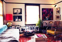 Living Spaces. / by Jamie House | Jamie House Design