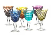 Stylish Glassware / Stylish and original glassware for enjoying wine, spirits and champagne by leading brands including LSA International and Menu.  Discover our collection today: