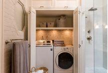 çamaşır makinesi yeri