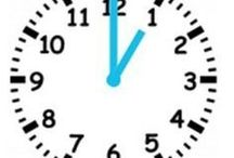 Ger. Klokkijken