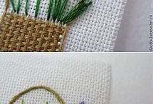 french stitch