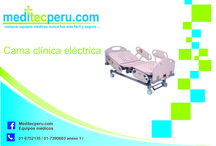 Cama Clínica Electrica en Perú