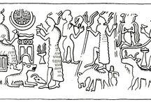 Cylinder seals Kanesh - kultepe