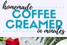 Homemade Coffee Recipes