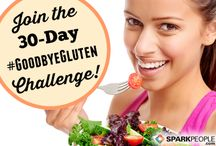 Goodbye Gluten Challenge / May is Celiac Awareness month. If you have been recently diagnosed with Celiac or a gluten-sensitivity, we are here to help! Take our 30 day Goodbye Gluten Challenge with SparkPeople and feel your best.  / by Gorton's Seafood