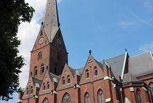 Kirchen / Kirchen in der Freien und Hansestadt Hamburg. http://hamburgbilder.de/category/kategorien/kirchen/