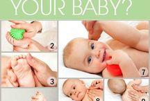 masasje for baby