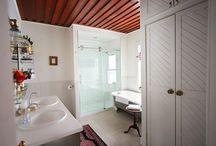 master bath reveal / Sarah BIrnie Interiors