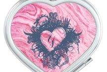 Compact Mirrors / Beautiful elegant and creative designs...