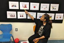 Story Circle! :) / Early Education Story Circle... Reggio Emilia inspired.