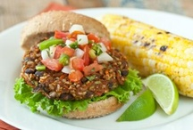 Vegetarian/Vegan: Burgers, Sanwiches, Wraps / by Jill Conyers