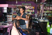 Hair Salons in Zambia / Hair dressers in Zambia