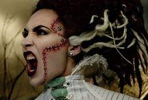 Halloween makeup ( dorośli)